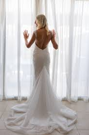 wedding dress lewis ronald joyce backless esther wedding dress for wedding abroad on