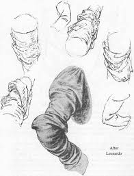 spiral folds anatomical drawings joshua nava arts