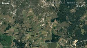 Google Maps Germany by Google Timelapse Berlin Brandenburg Airport Germany Youtube