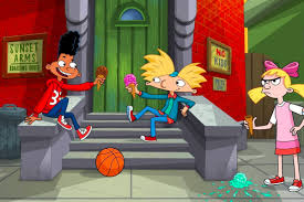the league thanksgiving episode hey arnold movie will premiere on nickelodeon next thanksgiving