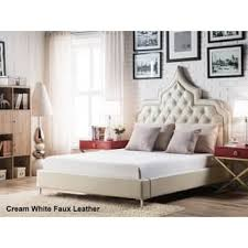 Cream Tufted Bed Cream Beds Shop The Best Deals For Nov 2017 Overstock Com