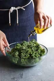 comment cuisiner le chou kale sala de chou kale aux graines recette interfel les fruits et
