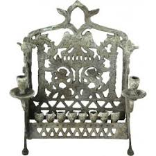 antique menorah antique menorahs judaica mall