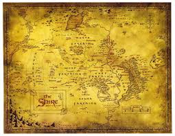 The Hobbit Map Full Catalogue U2013 A Day In The Life Of A Hobbit