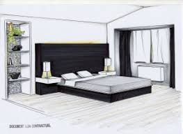 dessiner une chambre en perspective beautiful chambre en perspective dessin photos antoniogarcia