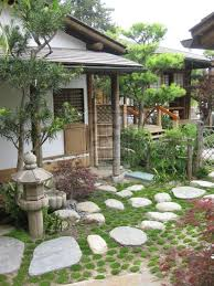 Japanese Patio Design Extraordinary Front Yard Japanese Garden Ideas Chinese Garden