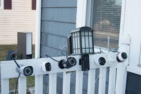 interior home surveillance cameras exterior surveillance cameras for home the best wireless outdoor