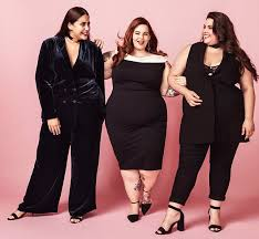 tess holliday kicks off london fashion week with her curvy pals in