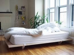 Floor Bed Frame The Floyd Platform Bed By Kyle Hoff Alex O Dell Kickstarter