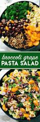 broccoli and grape pasta salad chelsea u0027s messy apron
