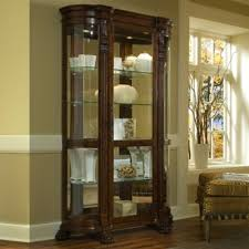 Julian Curio Cabinet Buy Brown Curio Cabinets From Bed Bath U0026 Beyond