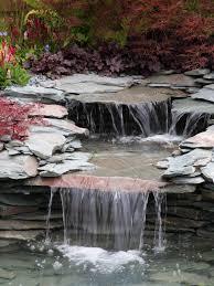 choosing water feature materials hgtv