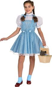 leg avenue witch costume the wizard of oz dorothy deluxe child costume buycostumes com