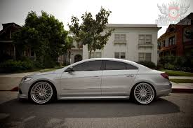 volkswagen passat black rims not a huge fan of vw but this cc is clean stanced cars