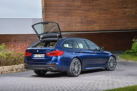 2017 bmw 5 series touring in pictures 1 evo