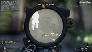 how to make a cod ghost mask thermal hybrid scope call of duty wiki fandom powered by wikia