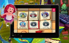 jeu de cuisine android application gateaux sur iphone et android
