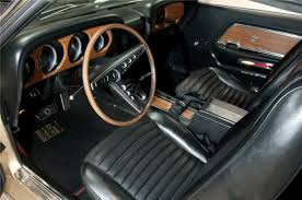 1969 Ford Mustang Interior The Glorious Return Of The Mustang Mach I Maxim