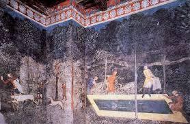 chambre avignon histoire de la peinture de paysage au moyen âge