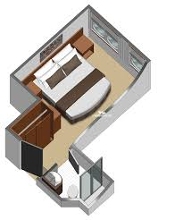 celebrity floor plans celebrity xperience premium ocean view category