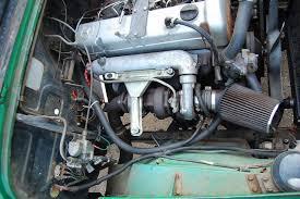mercedes om617 mercedes om617 turbo diesel engine conversion on a fj 40