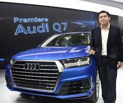 audi philippines audi philippines launches the all q7 the great quattro w