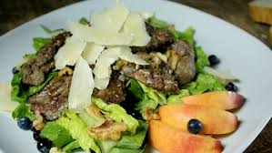 cuisiner des foies de volaille salade de foies de volaille