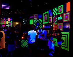 black light party ideas cool black light party ideas concept home ideas gallery image and