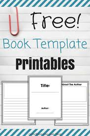 printable book template ks2 printable booklet template vastuuonminun