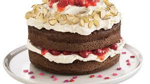 black forest cake recipe bettycrocker com