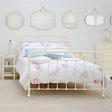 Antique White Metal Bed Frame Metal Bed Frame Ideas For Bedroom Design Home Interior Design 948