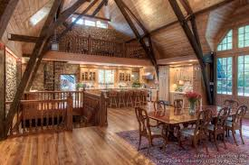 luxury log home interiors log home kitchens pictures design ideas