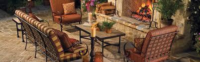 northern virginia wrought iron outdoor furniture washington dc