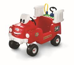 Little Tikes Toy Chest Little Tikes Spray U0026 Rescue Fire Truck By Oj Commerce 616129 90 99