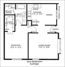 Floor Plan For One Bedroom House | bccrss club wp content uploads 2018 05 simple 1 be