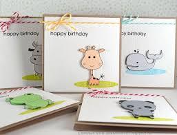 40 best handmade birthday cards images on pinterest handmade