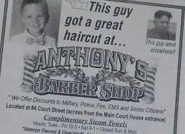 senior hair cut discounts anthony s barbershop llc home facebook