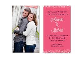 wedding insert cards dittobug wedding invitations