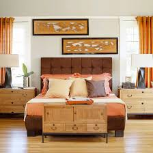 bedroom decorations with natural colors rumah minimalis