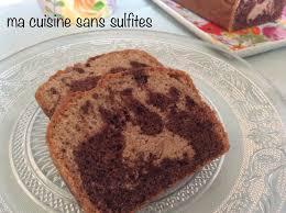 ma cuisine sans gluten gâteau marbré sans gluten et sans fécule à la farine de châtaigne