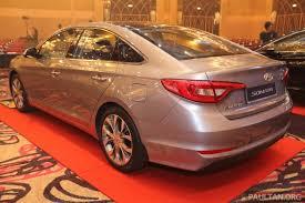 harga hyundai tucson malaysia hyundai sonata lf launched in malaysia three 2 0l variants