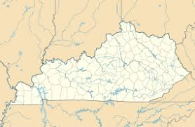 map kentucky lakes rivers land between the lakes national recreation area
