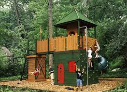 Backyard Play Structure by 205 Best Swingset Playhouses Images On Pinterest Backyard