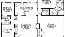 1500 Sq Ft Ranch House Plans Ranch Style House Plans Sq Ft Youtube Maxresdefault To Square Foot