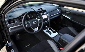 2012 Toyota Camry Se Interior Camry Se Interior Pictures To Pin On Pinterest Thepinsta