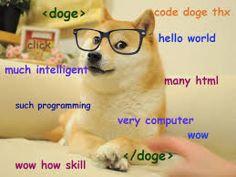 How To Make A Doge Meme - such tech much doge 15 of our own it inspired memes page 4