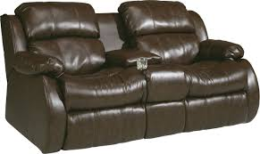 reclining loveseat with cup holders leather recliner ikea