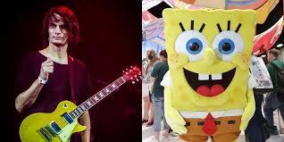 jonny greenwood endorses spongebob themed radiohead meme pitchfork