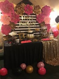 60th birthday party ideas kate spade birthday party candy table birthday