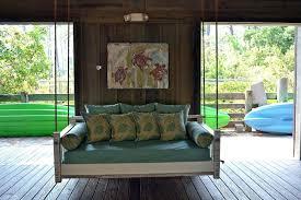 Daybed Porch Swing Daybed Daybed Porch Swing Plans Blue Giraffe Diy Daybed Porch